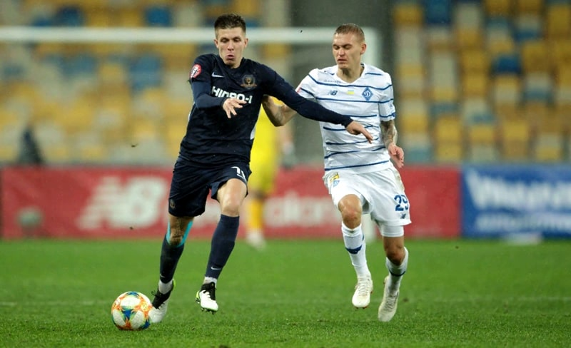 Динамо Киев 2:0 Мариуполь