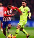 Прогноз Барселона — Атлетико Мадрид