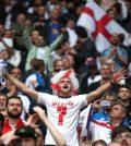 Фанаты Англии